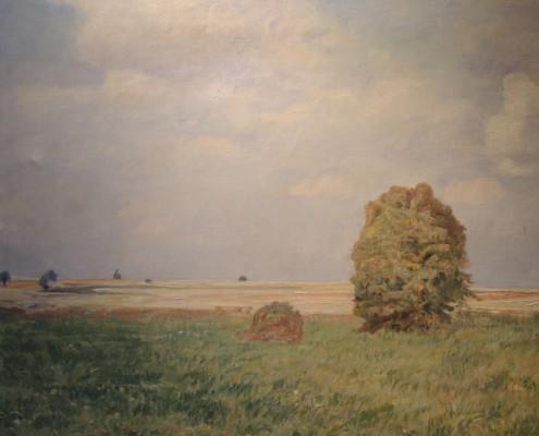 31. Franz Bunke, Ein Sommertag, Kunstmuseum Schwaan