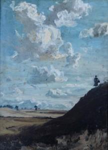 Franz Bunke Blick in das weite Land