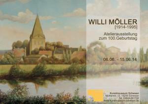 Plakat Willi Möller