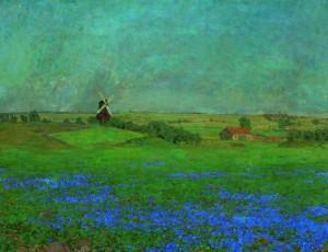 Rudolf_Bartels_Landschaft_bei_Schwaan_Kunstmuseum_Schwaan_Presse