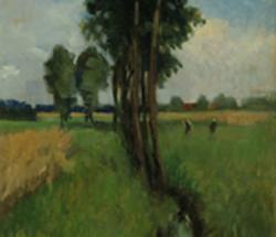 Theodor Hagen-Sommerliche Landschaft_Mini