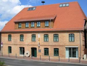 Das Kunstmuseum in Schwaan